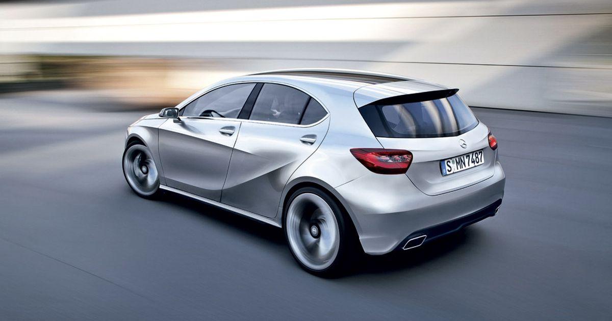 novi mercedes benz razreda a novice avto magazin
