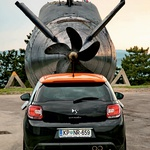 Test: Citroën DS3 1.6 THP (152 kW) Racing (foto: Vinko Kernc)