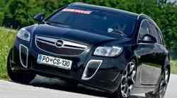Test: Opel Insignia Sports Tourer OPC