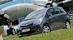 Test: Subaru Trezia 1.3 Trend