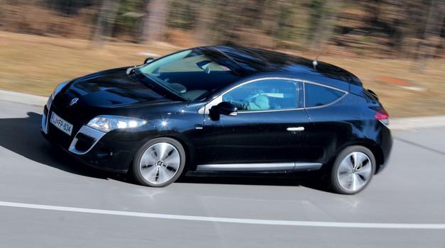 Kratek test: Renault Megane Coupe dCi 130 Bose Edition (foto: Aleš Pavletič)