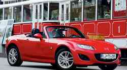 Kratek test: Mazda MX-5 1.8i Roadster Coupe Challenge