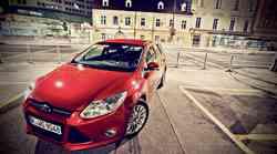 Test: Ford Focus Karavan 1.6 TDCi (85 kW) Titanium