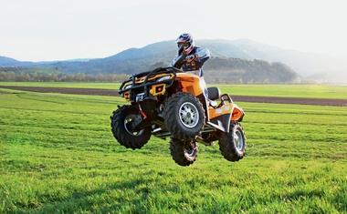 Outlander Max 650 EFI
