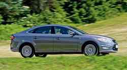 Kratek test: Ford Mondeo 2.0 TDCi Titanium