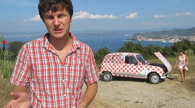 S Katro na morje - po stare dobre čase? (video) (foto: Matevž Hribar)