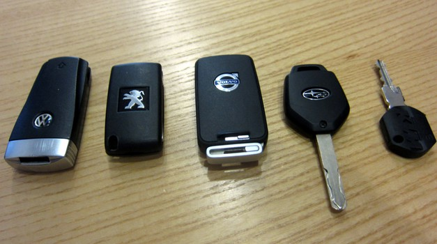 Veliki primerjalni test sukanja ključev (video) (foto: Matevž Hribar)