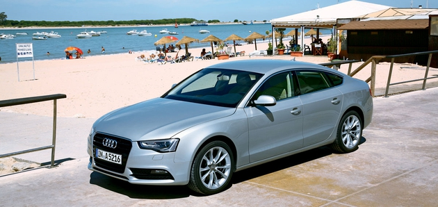 Vozili smo: Audi A5 in S5