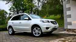 Novo v Sloveniji: (prenovljeni) Renault Koleos