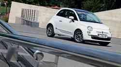Kratek test: Fiat 500 0.9 TwinAir Turbo Lounge