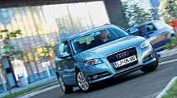 Kratek test: Audi A3 Sportback 1.6 TDI Attraction Comfort Edition
