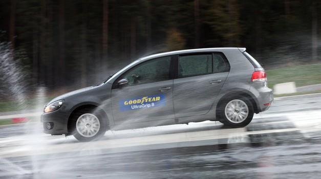 Goodyear za večjo ozaveščenost o zimskih pnevmatikah (foto: Goodyear)