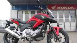 Prvi metri: Honda NC700X za 6.690 evrov že v Sloveniji