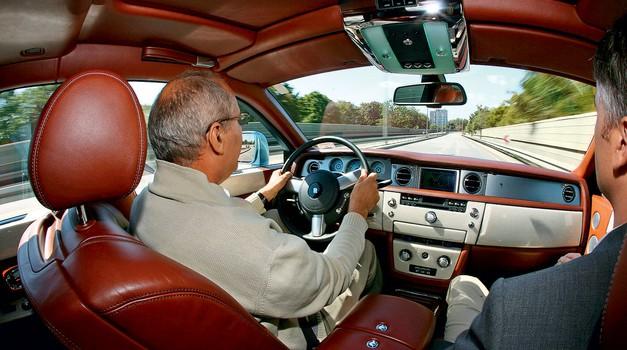 Vozili smo: Rolls-Royce 102EX