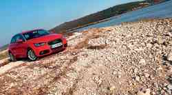 Podaljšan test: Audi A1 1.2 TFSI Attraction