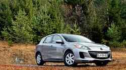 Kratek test: Mazda3 Sport 1.6 TE
