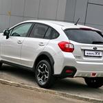 Novo v Sloveniji: Subaru XV (foto: Vinko Kernc)