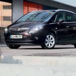 Test: Opel Zafira Tourer 2.0 CDTI (121 kW) Cosmo (foto: Aleš Pavletič)