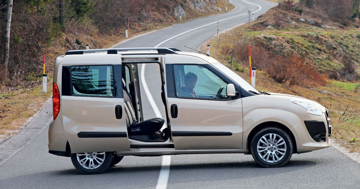 kratek test fiat doblo 1 6 multijet 16v emotion testi moto magazin. Black Bedroom Furniture Sets. Home Design Ideas