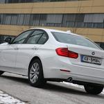 V Sloveniji naprodaj BMW serije 3 šeste generacije (foto: Vinko Kernc)
