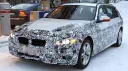 Vohunski posnetki: BMW serije 3 Touring