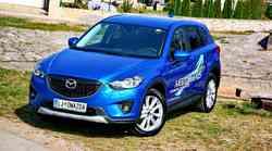 Novo v Sloveniji: Mazda CX-5