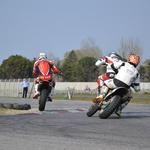 Boj v prvi dirki (foto: Nika Merljak)