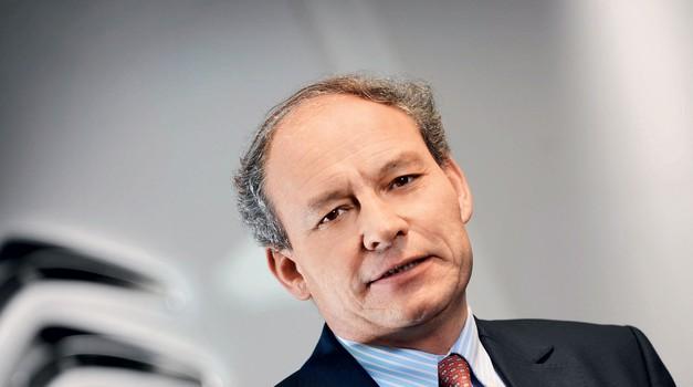 Intervju: Frederic Banzet, šef Citroëna (foto: Saša Kapetanovič)