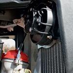 Ventilator je priporočljiv dodatek, saj pri počasni vožnji motorji radi kuhajo. (foto: David Dolenc, Peter Kavčič, Matevž Hribar, proizvajalci)