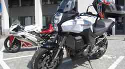 Trenutno na testu: Kawasaki Versys 1000 (zvok in prvi vtis)