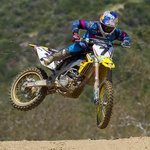 James Stewart je presedel na Suzuki (foto in video) (foto: Suzuki Racing)