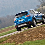 Test: Mazda CX-5 2.0i AWD AT Revolution (foto: Saša Kapetanovič)