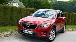 Novo v Sloveniji: Mazda CX-5 CD