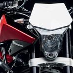 Dizajn je drugačen od obstoječih supermoto motociklov. (foto: Milagro)