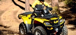 Test: Can-Am Outlander 500 XT