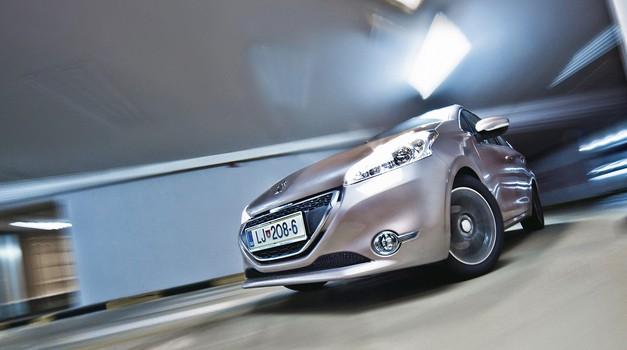 Test: Peugeot 208 1.4 VTi 95 Allure (5 vrat) (foto: Saša Kapetanovič)