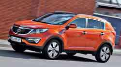Kratek test: KIA Sportage 2.0 CRDi (135 kW) AWD Limited
