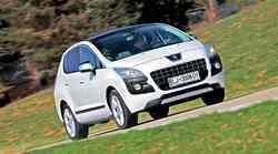 Test: Peugeot 3008 HDi 160 Allure