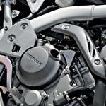 Motor je navzven velikih mer in obljublja zanesljivost in nizke stroške. (foto: Saša Kapetanovič)