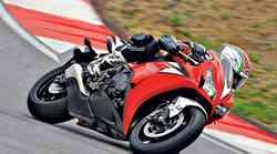 Test: Honda CBR 1000 RR - potrebuje TC ali ne?