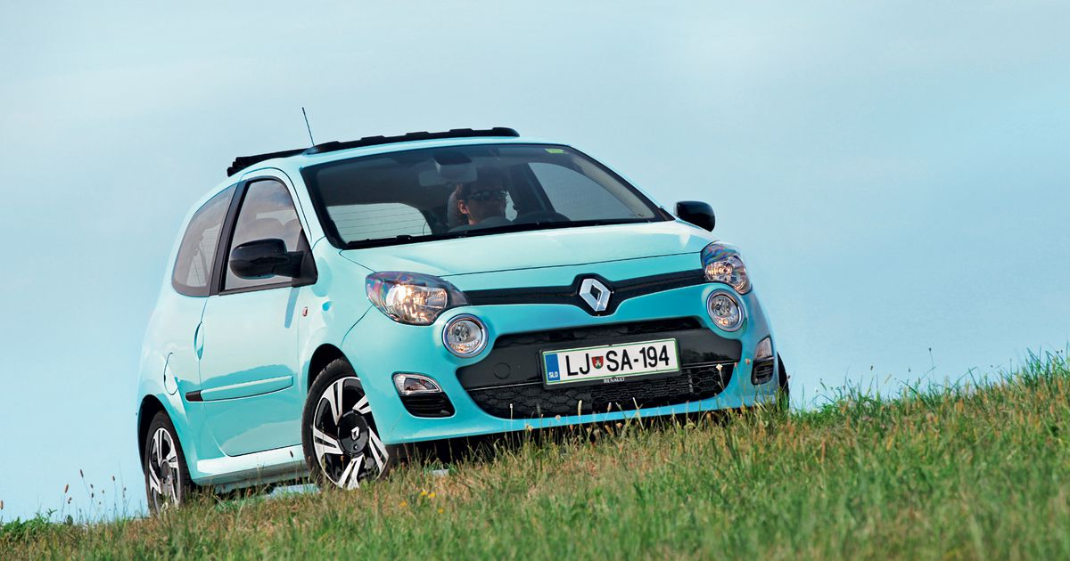 kratek test renault twingo 1 2 16v dynamique lev testi. Black Bedroom Furniture Sets. Home Design Ideas