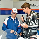 Interviju z Melandrijem (foto: BMW, Matevž Hribar)