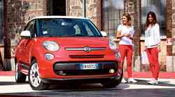 Vozili smo: Fiat 500L