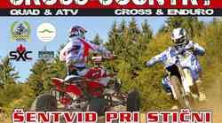 Napoved SXC dirke v Šentvidu pri Stični