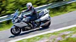 Test BMW K 1600 GT: Če bi zadel na lotu ...
