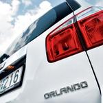 Chevrolet Orlando 2.0D (120 kW) LTZ (foto: Aleš Pavletič)
