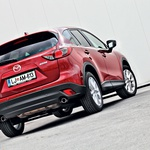 Mazda CX-5 CD150 AT AWD Attraction (foto: Aleš Pavletič)