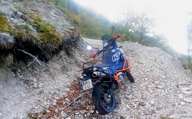 990 Adventure Dakar Edition