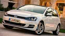 Novo v Sloveniji: Volkswagen Golf