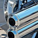 Honda VT1300CX ABS Fury (foto: Matevž Hribar)
